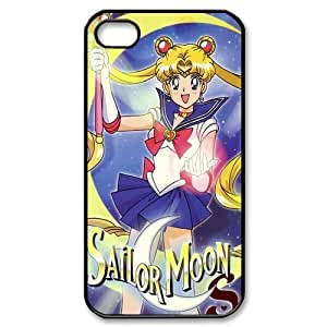 Case for iPhone 5 5s,Cover for iPhone 5 5s,Case for iPhone 5 5s,Hard Case for iPhone 5 5s,Cover for iPhone 5 5s,Sailor Moon Design TPU Hard Case for Apple iPhone 5 5s