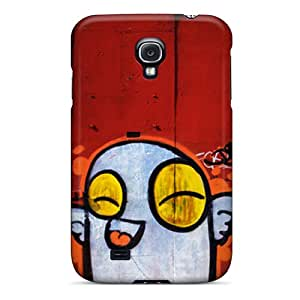 Waterdrop Snap-on Graffiti Case For Galaxy S4