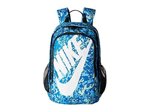 2806128660 Nike Hayward Futura 2.0 Print Laptop Backpack STUDENT School Bag (Blue)