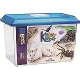 Lees Aquarium Pet 20025 Kritter Keeper Large Receptacle