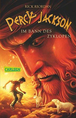 Percy Jackson - Im Bann des Zyklopen (Percy Jackson 2) Taschenbuch – 25. August 2011 Rick Riordan Gabriele Haefs Carlsen 3551310599
