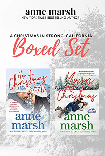 A Christmas in Strong, California Boxed Set (When SEALs Come Home)