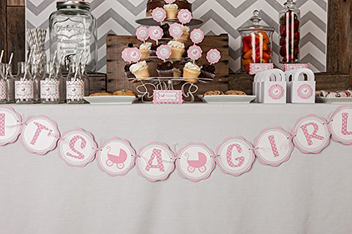 Pram Baby Shower Decorations - 8