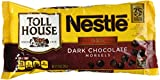 Nestle Toll House, Dark Chocolate Morsels, 10 Oz (283 G)