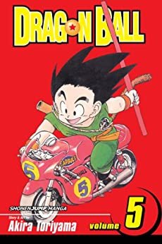 Dragon Ball, Vol. 5 (SJ Edition): The Red Ribbon Army (Dragon Ball: Shonen Jump Graphic Novel) by [Toriyama, Akira]