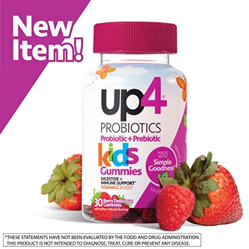 up4 Probiotic Digestive Gelatin free prebiotic product image