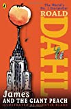 James and the Giant Peach, Roald Dahl, 0142410365