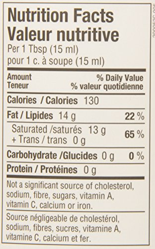 Nutiva Organic, Cold-Pressed, Unrefined, Virgin Coconut Oil from Fresh, non-GMO, Sustainably Farmed Coconuts, 54-ounce (Pack of 2) by Nutiva (Image #2)