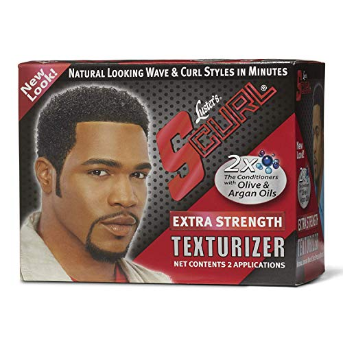 Texturizer Kit Extra Strength (Best Texturizer For Men)