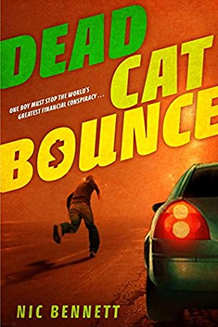 book cover of Dead Cat Bounce