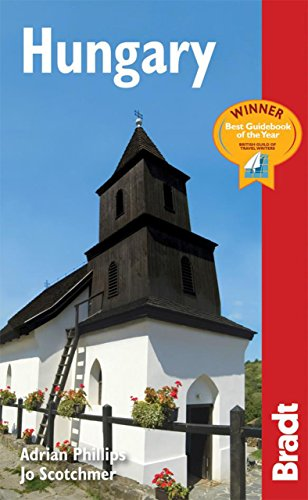 Hungary (Bradt Travel Guide Hungary)