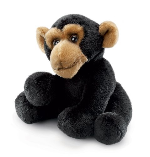 Russ Berrie Yomiko Sitting Monkey 6 Beanbag by Russ Berrie