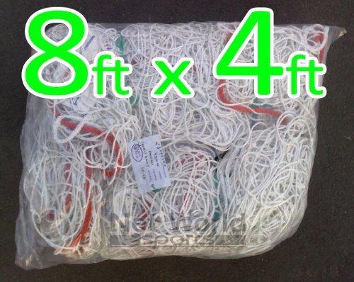 8 ft x 4 ft Soccer Goal Net * * Heavy Duty * * [ Net世界スポーツ] B00EO8ZVKS 4. Heavy Duty Grade 8 x 4 Net (pair)