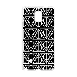 Simple triangle pattern Cell Phone Case for Samsung Galaxy Note4