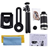 EASY Universal 8x Zoom Telescope lens with Tripod for all smartphones