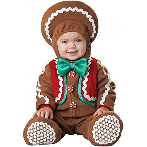 Sweet Gingerbaby Baby Infant Costume - Infant Medium