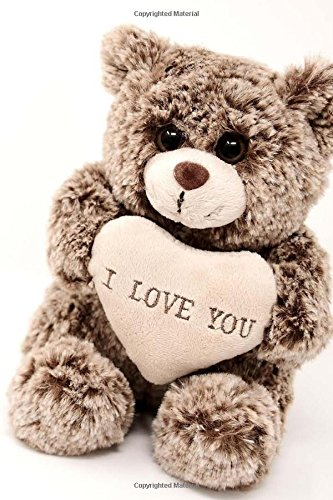 Download Even Teddy Bears Need Some Love Notebook PDF