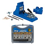 Kreg Jig K4 Pocket Hole System and Kreg SK03