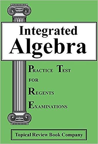 integrated algebra regents review answer key 0812