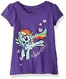 My Little Pony Girls Toddler Girls Mlp Sparkle Short-Sleeved Puff T-Shirt