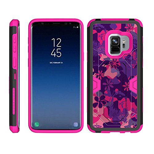 TurtleArmor | Samsung Galaxy S9 Case | G960 [Clip...
