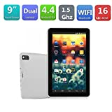 """9"""" inch Android Tablet PC,High RAM Storage Phablet Tablet Quad Core Unlocked Cell"""