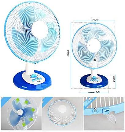 YXB Desktop Ventilator, Vloerventilator stille werking Koelventilator voor thuis en op kantoor C3WTfBu1