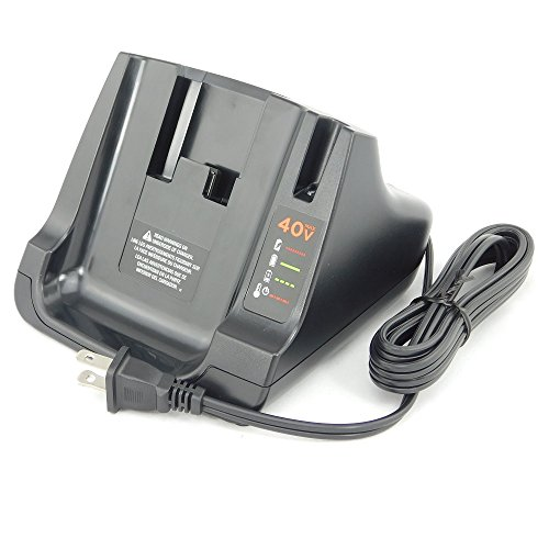 BLACK+DECKER 40V MAX Battery Fast Charger (LCS40)