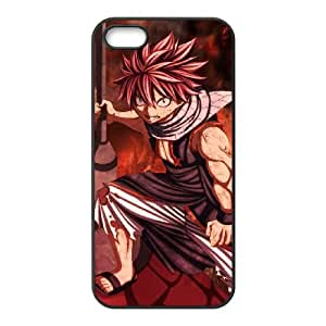 iPhone 5 5s Cell Phone Case Black Natsu Phone cover F7614314