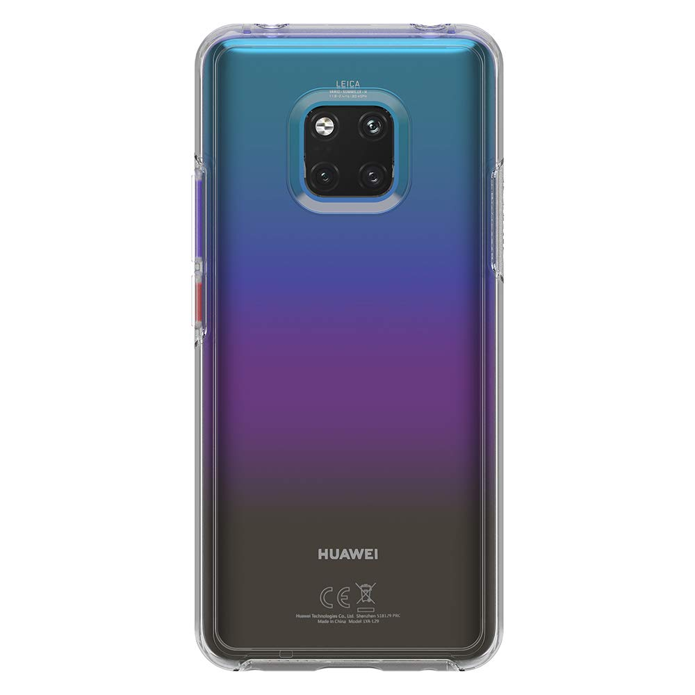 OtterBox Symmetry Clear Series Case for Huawei Mate 20 Pro - Retail Packaging - Clear