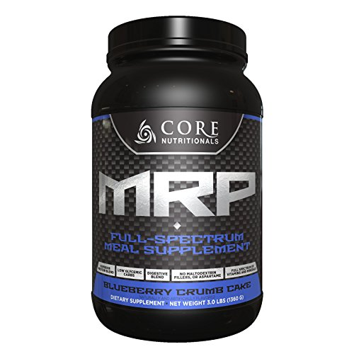 Core Nutritionals Core MRP Blueberry Crumb Cake 3 lb