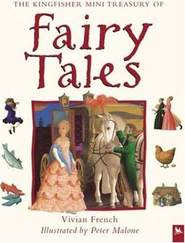 The Kingfisher Mini Treasury of Fairy Tales (Kingfisher Mini Treasuries)