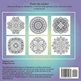 Adult Coloring Book for Girls Mandala 100+ pages