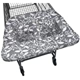JJ Cole Shopping Cart Cover, Ash Woodland