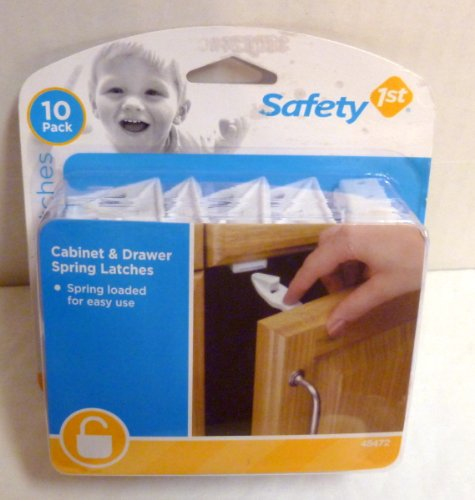 Safety 1st Cabinet Drawer Latches
