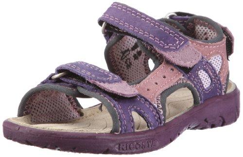 Ricosta Sandales 106 violet Ranna 68241 Fille Violet b2 m tr rqrBcfg1