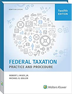Federal taxation practice and procedure tenth edition jd robert e federal taxation practice and procedure 12th edition fandeluxe Choice Image