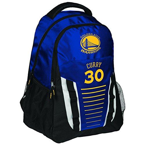 Golden State Warriors Franchise Backpack Gym Bag - Stephen Curry #30