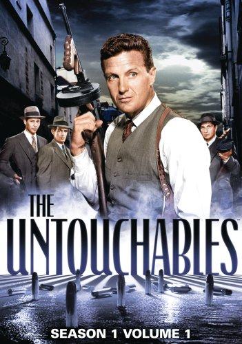 The Untouchables: Season 1 Volume 1 (Full Frame, 4PC, Sensormatic)
