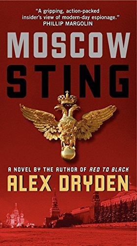 Read Online Moscow Sting (Anna Rensikov) pdf