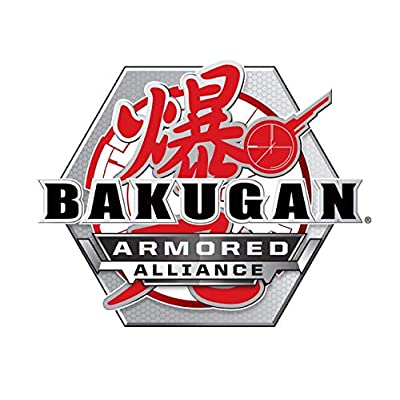 Bakugan Ultra, Pegatrix, Season 2 Armored Alliance - 3-inch Tall Collectible Transforming Creature, for Ages 6 and Up: Toys & Games