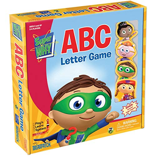 Super WHY ABC Game JungleDealsBlog.com