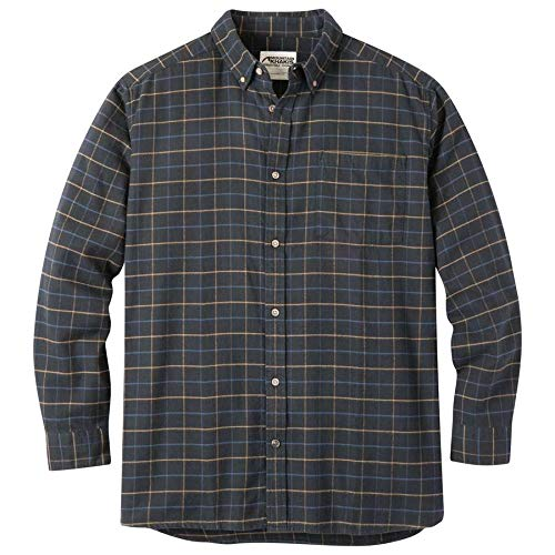 15fefc6f5e Amazon.com  Mountain Khakis Downtown Flannel Shirt  Clothing