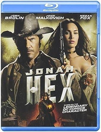 Jonah Hex Blu Ray
