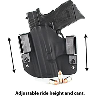 OWB Holster (Right-Hand, Glock 17,19,22,23,25,26,27,28,31,32,34,35,41)