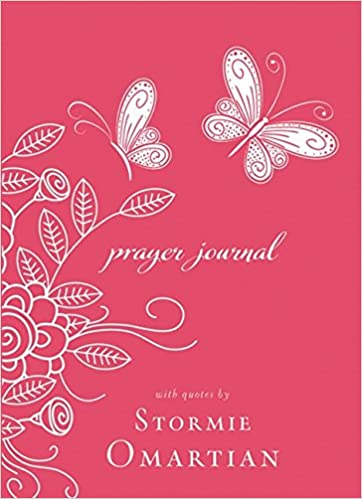 Prayer Journal With Quotes By Stormie Omartian Stormie Omartian