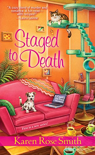 Staged to Death (A Caprice De Luca Mystery)