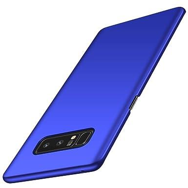 Carcasa Samsung Galaxy Note 8, Funda 360° Case Anti-Rasguños Estuche PC Ultrafina Slim Protectora Caso de la Cubierta para Galaxy Note 8