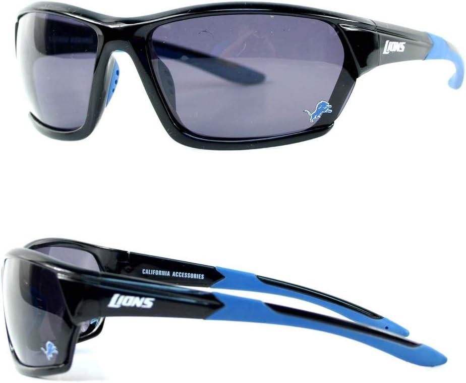 Sunglasses California Accessories Detroit Lions Sonnenbrille Sport Fanshop Fanartikel