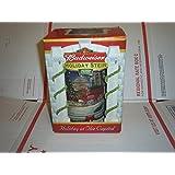 Budweiser Holiday Stein 2001